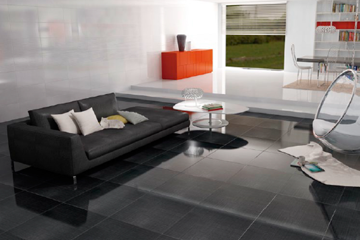 4 Quantum Tiles Elektra Gallery   Black U0026 Super White
